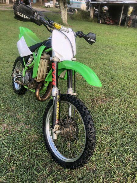 Kx 100 2002