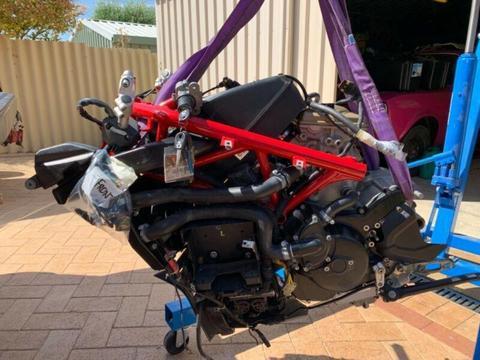 Ducati 1198s parts