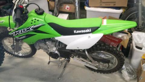 Kawasaki 2015 KLX 110