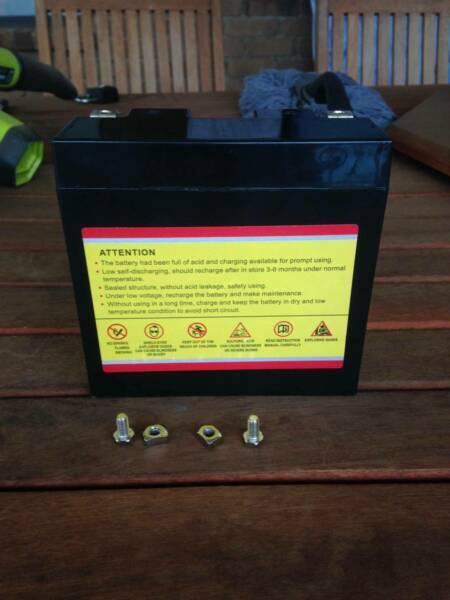 motor bike battery