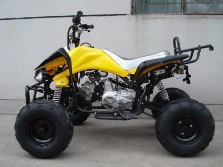 Big Wheel 125 Quad Bike ATV Off Roader 4 Stroke - NEW