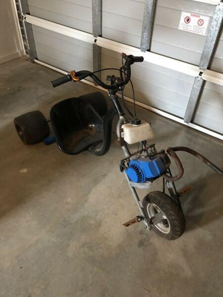 50cc drift trike