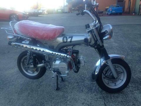 Skyteam 50Cc - Brick7 Motorcycle