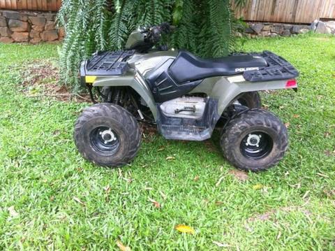 polaris ATV quad bike 90