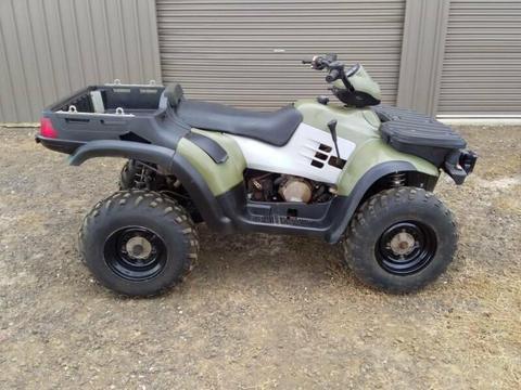 Quad bike. quadbike. Polaris, ATV