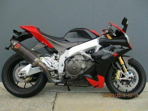 2010 Aprilia RSV4 Factory 1000CC Sports 999cc