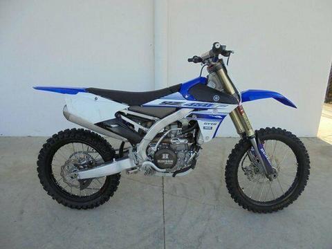 2017 Yamaha YZ450F 450CC Motocross 449cc