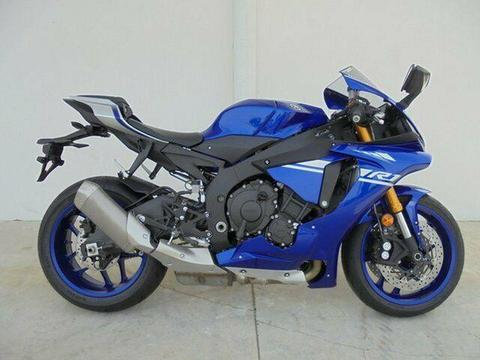 2017 Yamaha YZF-R1 1000CC Sports 998cc
