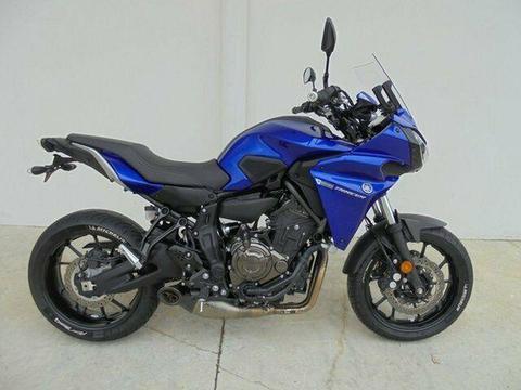 2017 Yamaha Tracer 700 655CC