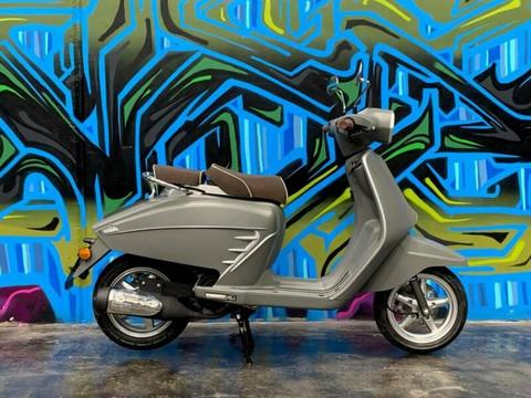 Brand New 2019 Wasp Scooter WP150 MY19 Scooter CVT 1sp 150cc