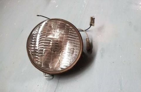 Vintage Motor Bike Headlight (Australia wide) postage $12