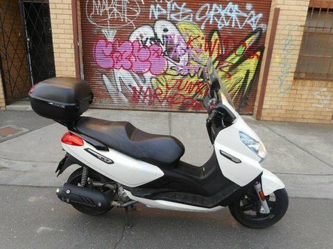 2012 Piaggio X7 300 EVO 300CC Scooter