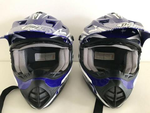 Kids Motor Bike Helmet