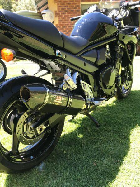 Suzuki 1250