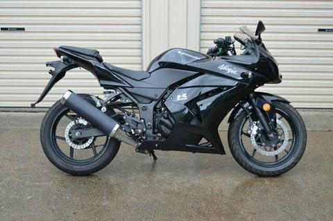 2012 Kawasaki Ninja 250R SE (EX250J) 250CC Sports 248cc