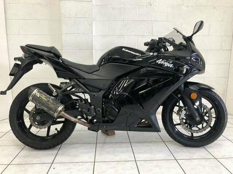 2010 Kawasaki Ninja 250R (EX250) 250CC Sports 249cc