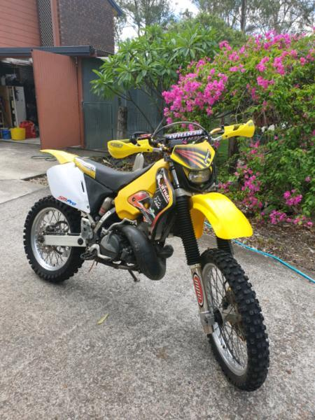 1998 Suzuki RMX250