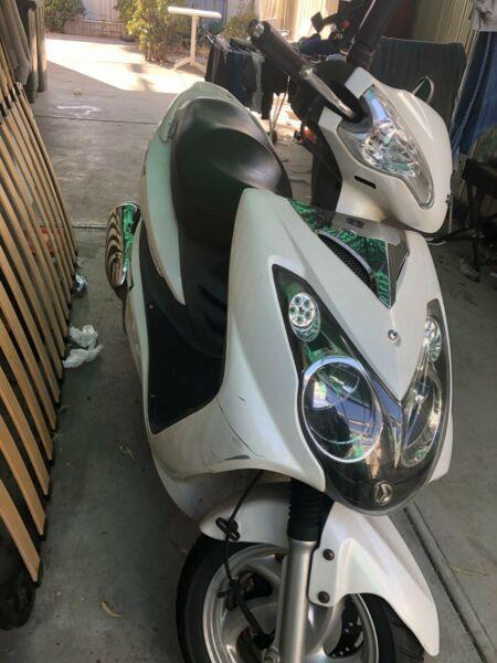 Scooter for sale 150cc
