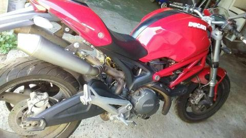 2012 Ducati Monster 659 phone ******6234