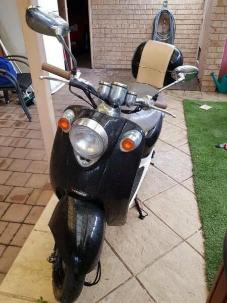 Motor Scooter, Vmoto, 50cc