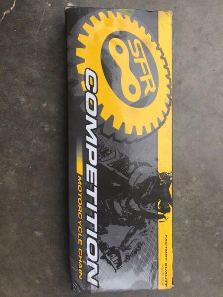 Motorcycle chain brand new 530 O Ring
