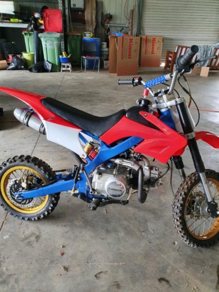 New Condition 125cc