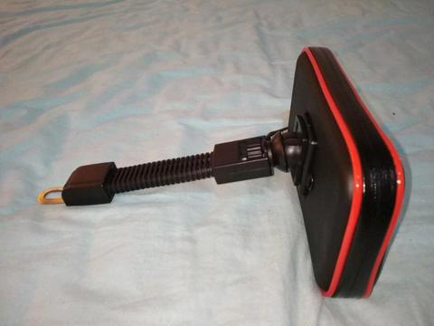 Mobile holder for scooter