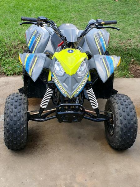 Polaris quad 110 outlaw