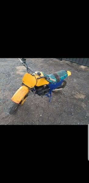 Suzuki ds80 motorbike its had a recent full rebuild on engine