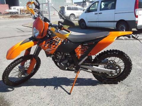 KTM250EXCF - 2008 - $3690 (Licensed)