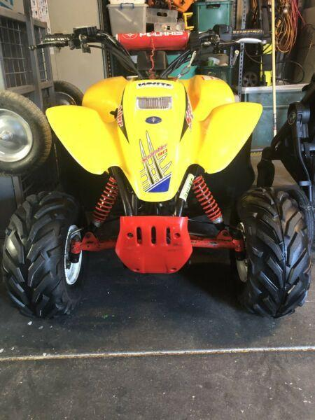 POLARIS QUAD 90cc plus Trailer