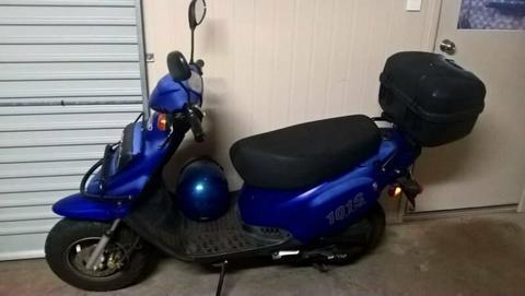 101s TGB Scooter