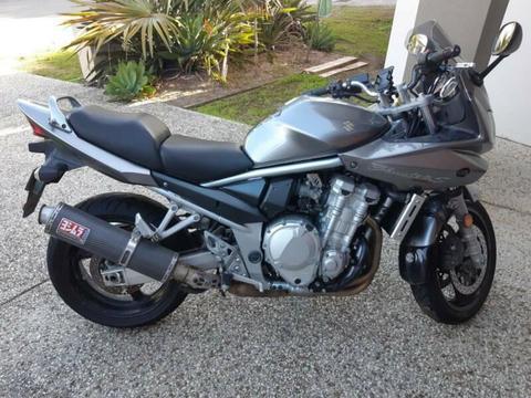 2008 SUZUKI GSF1250SA MOTORCYCLE