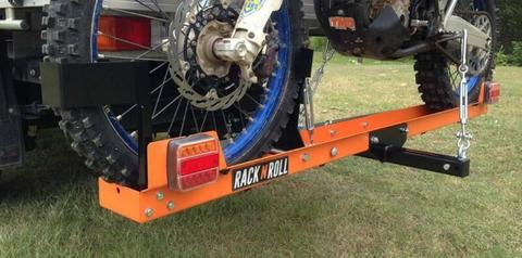 Rack N Roll MX Motorcycle Carrier