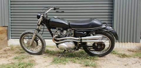 1967 Triumph T100