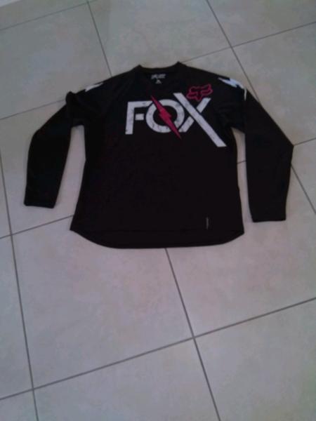 Ladies FOX motorcross gear