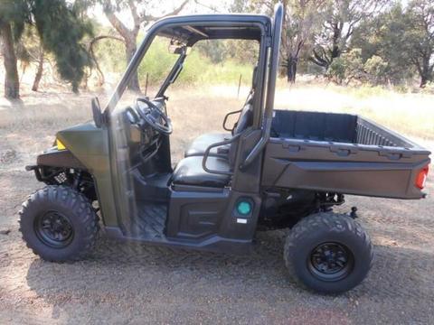 Polaris Ranger 1000 Diesel buggy ATV UTV