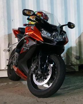 2008 GSXR 750 k8