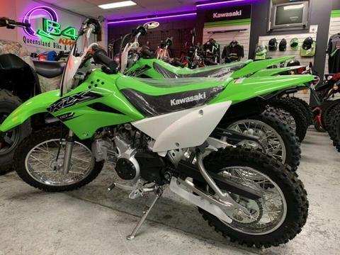 Kawasaki KLX 110 2019