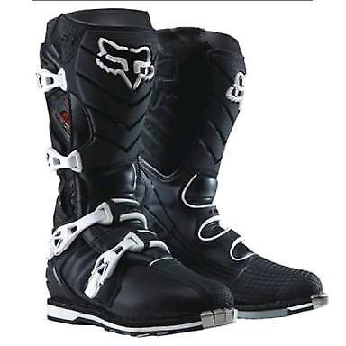 Fox f3 race mx boots
