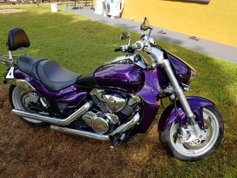 Suzuki Boulevard M109R 1800cc Motorcycle