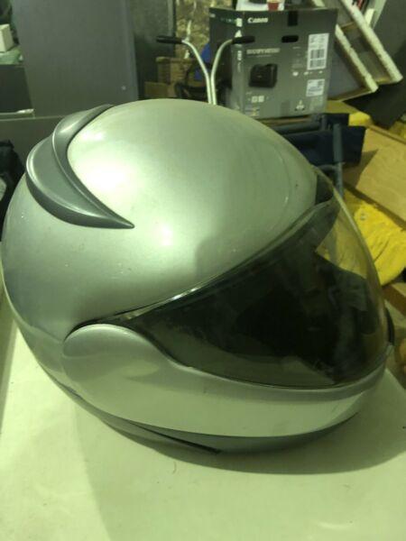 BMW Motorbike helmet