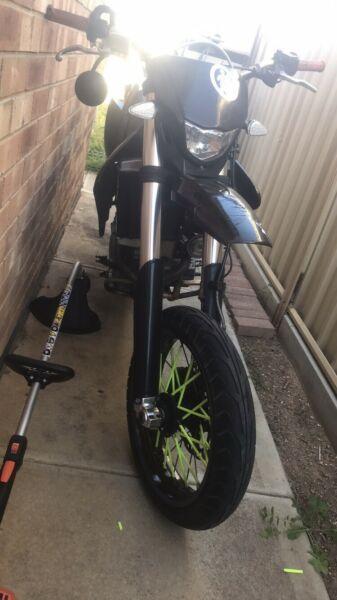 Shineray 250cc Motard