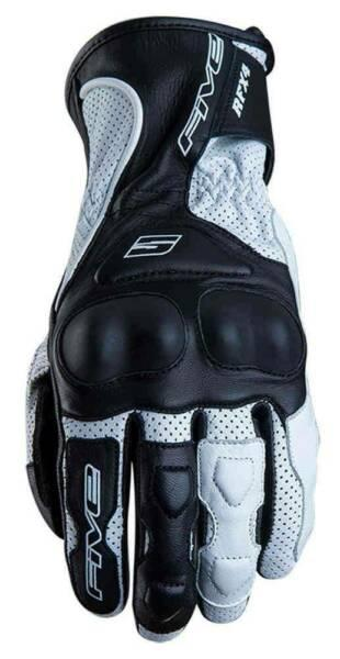 Five RFX4 motorcycle gloves XXL New with tags