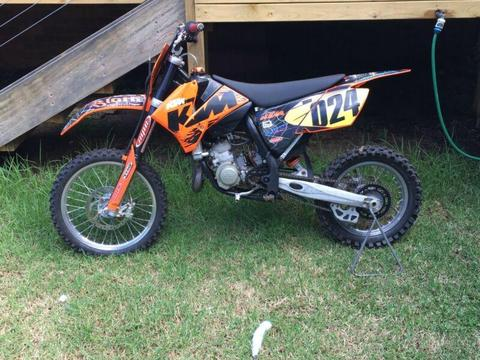 2007 KTM 85cc