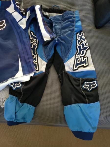 Fox mx gear