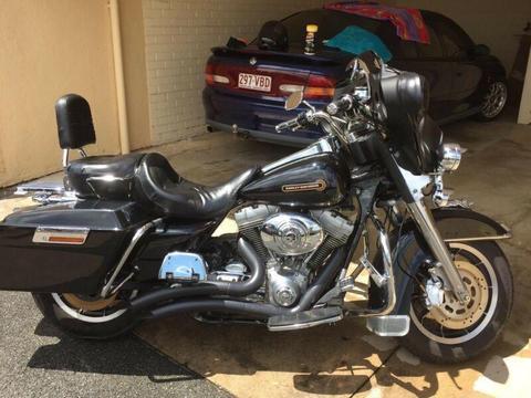 1999 Harley FLHT, 1450cc, 5 speed, V-Twin