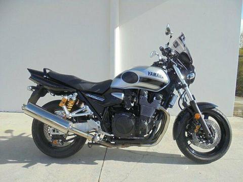 2016 Yamaha XJR1300 1300CC 1251cc