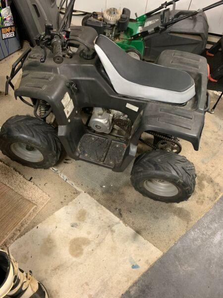 KIDS QUAD ATV 70cc