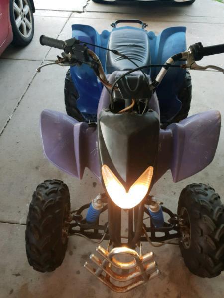 200cc quad bike